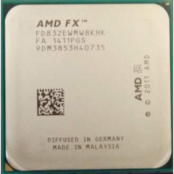 AMD AMD FX-8320E / 3.2GHz