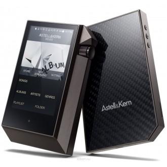 Портативный медиаплеер премиум Astell & Kern AK240 256GB Gunmetal