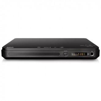 DVD плеер BBK DVP033S Dark-grey