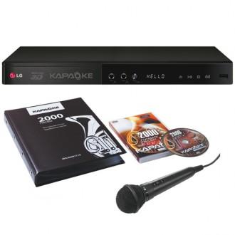 3D Blu-Ray плеер LG BKS-2000