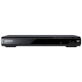 DVD-плеер Sony DVP-SR320/BC