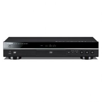 3D Blu-Ray плеер Yamaha BD-S677 Black