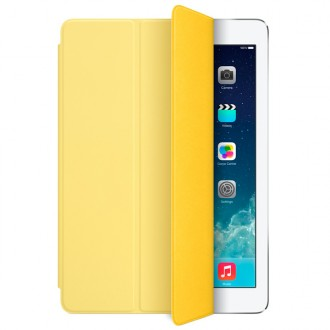 Чехол для iPad Air, Apple Smart Cover MF057ZM/A Yellow