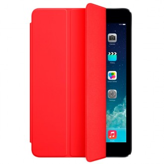 Чехол для iPad mini, Apple Smart Cover MF394ZM/A Red