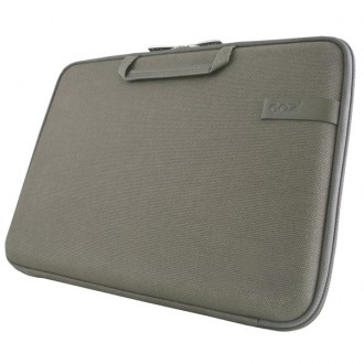 "Сумка для ноутбука Cozistyle SmartSleeve Natural Cotton Canvas 13"" CCNR1305 темно-серый"
