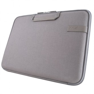 "Сумка для ноутбука Cozistyle SmartSleeve Natural Cotton Canvas 11"" CCNR1104 серый"