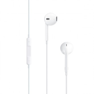 Наушники Apple EarPods 3.5 мм MD827ZM/B White