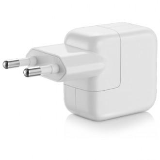 Сетевое зарядное устройство Apple USB Power Adapter MD836ZM/A White