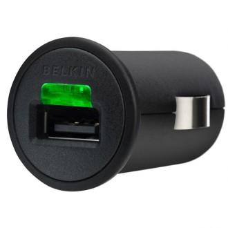 Автомобильное зарядное устройство Belkin F8Z571CW03 Black