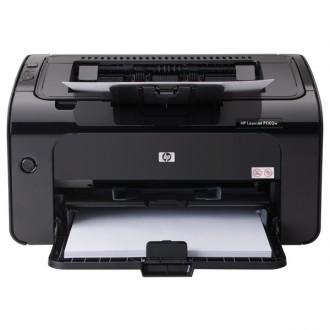 Лазерный принтер HP LaserJet Pro P1102w  Black