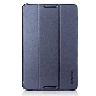 Чехол-книжка для планшетного компьютера Lenovo для Lenovo IdeaTab A5500 888016506 Dark Blue