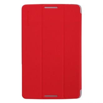 Чехол-книжка для планшетного компьютера Lenovo для Lenovo IdeaTab A5500 888016508 Red