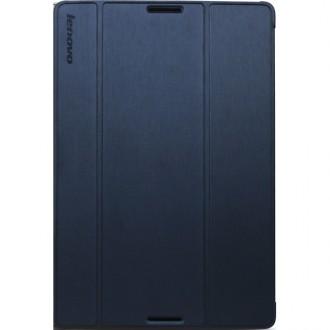 Чехол+пленка для планшетного компьютера Lenovo для Lenovo A7600 Dark Blue 888016535