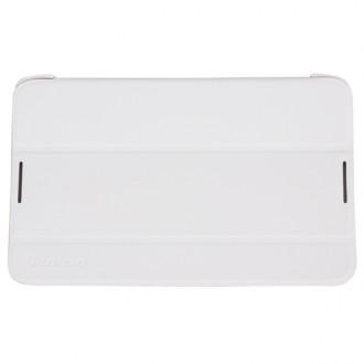 Чехол+пленка для планшетного компьютера Lenovo для Lenovo A3300 White 888016764