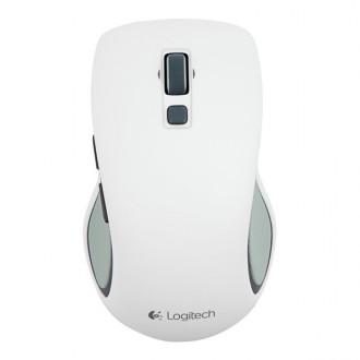 Мышь Logitech Wireless Mouse M560 USB White