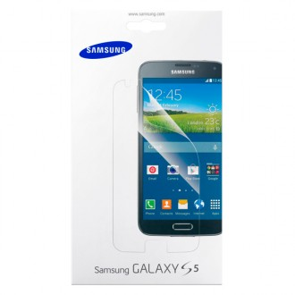 Пленка для сотового телефона Samsung Screen Protector Galaxy S5