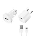 Комплект зарядного устройства DEPPA 11102 White