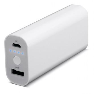Внешний аккумулятор iconBIT FTB5200X 5200 mAh