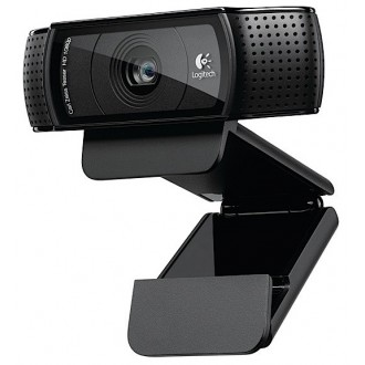 Веб-камера Logitech HD Pro Webcam C920 960-000769 Black
