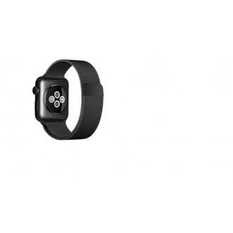 Ремешок для Apple Watch, Milanese Loop 38mm MLJJ2ZM/A Space Black