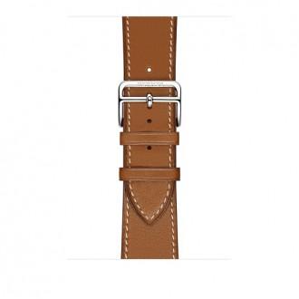 Ремешок для Apple Watch, Barenia Leather Single Tour 38mm MMML2ZM/A Fauve
