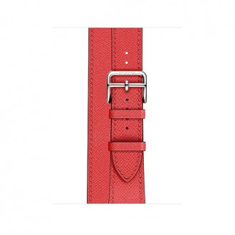 Ремешок для Apple Watch, Epsom Leather Double Tour - Regular 38mm MNHJ2ZM/A Rose Jaipur