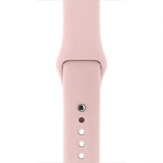 Ремешок для Apple Watch, Sand Sport Band - S/M & M/L 42mm MNJ92ZM/A Pink