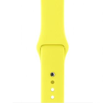 Ремешок для Apple Watch, Sport Band - S/M & M/L 38mm MQUR2ZM/A Flash