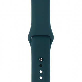Ремешок для Apple Watch, Sport Band ‑ S/M & M/L 38mm MQUU2ZM/A Dark Teal