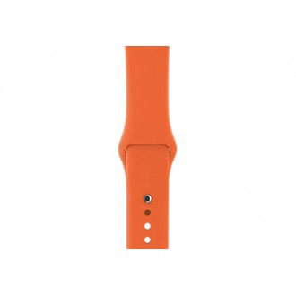 Ремешок для Apple Watch, Sport Band - S/M & M/L MQUW2ZM/A 42mm Spicy Orange