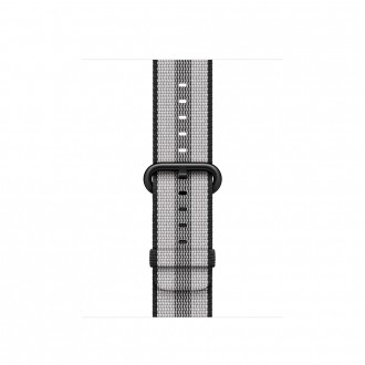 Ремешок для Apple Watch, Woven Nylon 38mm MQVG2ZM/A Black