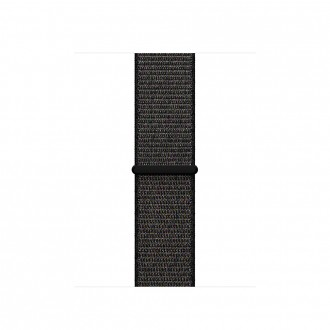 Ремешок для Apple Watch, Sport Loop 38mm MQVX2ZM/A Black