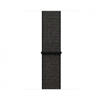Ремешок для Apple Watch, Sport Loop 42mm MQW72ZM/A Black