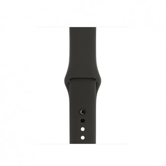 Ремешок для Apple Watch, Sport Band - S/M & M/L 38mm MR252ZM/A Gray