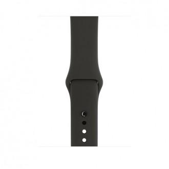 Ремешок для Apple Watch, Sport Band - S/M & M/L 42mm MR272ZM/A Gray