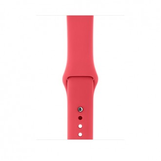 Ремешок для Apple Watch, Sport Band - S/M & M/L 42mm MRGW2ZM/A Red Raspberry