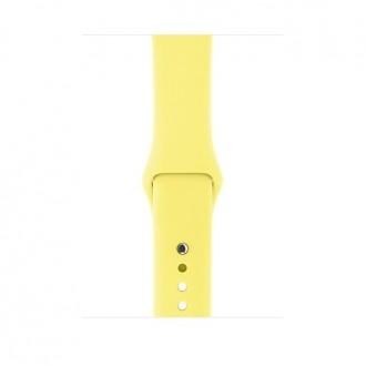 Ремешок для Apple Watch, Sport Band - S/M & M/L 42mm MRGX2ZM/A Lemonade