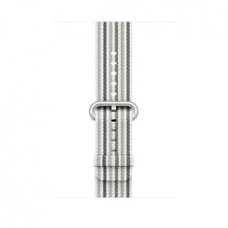 Ремешок для Apple Watch, Woven Nylon 42mm MRHF2ZM/A Gray Stripe
