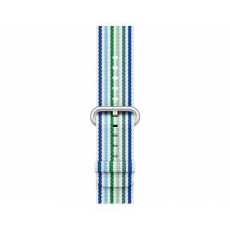 Ремешок для Apple Watch, Woven Nylon 42mm MRHG2ZM/A Blue Stripe