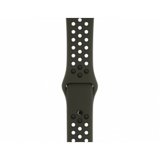 Ремешок для Apple Watch, Nike Sport Band - S/M & M/L 42mm MRHP2ZM/A Khaki/Black