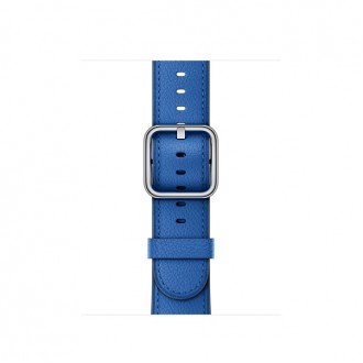 Ремешок для Apple Watch, Classic Buckle 38mm MRP22ZM/A Electric Blue