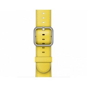 Ремешок для Apple Watch, Classic Buckle 38mm MRP42ZM/A Spring Yellow