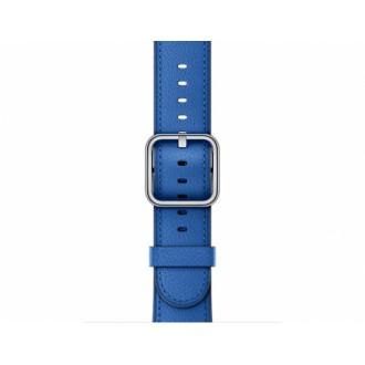 Ремешок для Apple Watch, Classic Buckle 42mm MRP52ZM/A Electric Blue