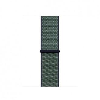 Ремешок для Apple Watch, Nike Sport Loop 38mm MRPC2ZM/A Midnight Fog