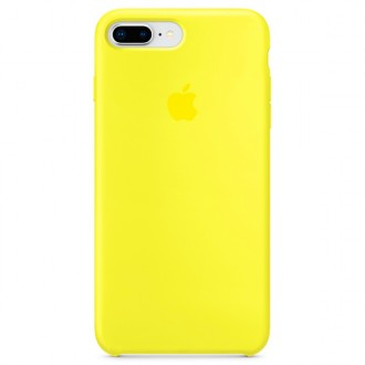 Чехол для iPhone 7 Plus / iPhone 8 Plus, Apple Silicone Case MR6A2ZM/A Flash