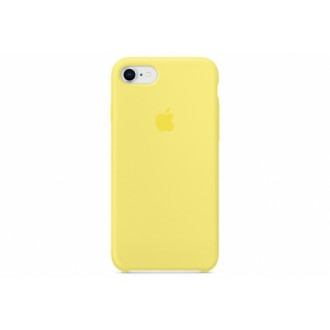 Чехол для iPhone 7 / iPhone 8, Apple Silicone Case MRFU2ZM/A Lemonade