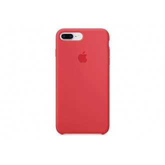 Чехол для iPhone 7 Plus /  iPhone 8 Plus, Apple Silicone Case MRFW2ZM/A Red Raspberry