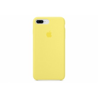 Чехол для iPhone 7 Plus / iPhone 8 Plus, Apple Silicone Case MRFY2ZM/A Lemonade
