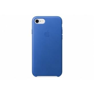 Чехол для iPhone 7 / iPhone 8, Apple Leather Case MRG52ZM/A Electric Blue