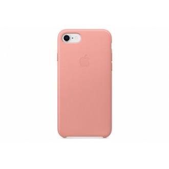 Чехол для iPhone 7 / iPhone 8, Apple Leather Case Soft Pink